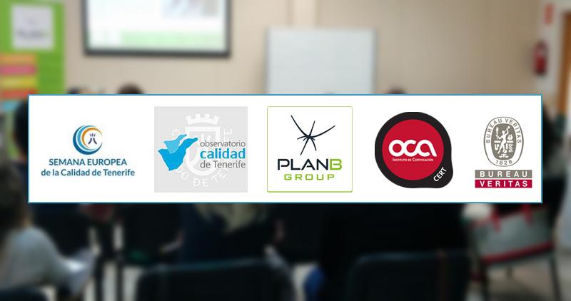 Plan B Group ISO 9001 2015 Semana Calidad TFE